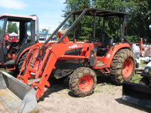 Used 2008 Kioti CK25
