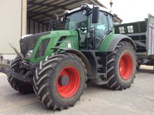 2012 Fendt 828 Profi Plus