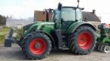 2014 Fendt 716 Profil plus