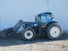 Used 2008 Holland T6