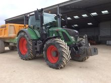 2012 Fendt 722 Profi Plus