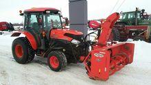 Used Kubota L5740 in