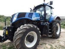 2014 New Holland T8-390