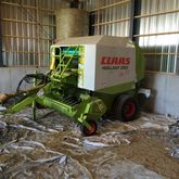 2005 Claas rolland 250 rotocut