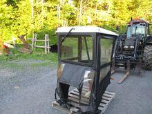 Curtis pour tracteur compact