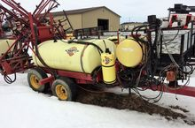 Used Hardi TL500 in