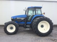 2013 New Holland T4020