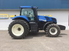 2014 New Holland T8-360