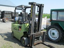 Used Hyster in Québe