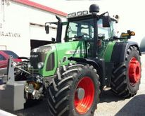 Used Fendt 820V Vari