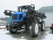 2012 New Holland SP275R