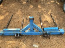 Bugnot Bale forks and gripper a