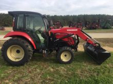 Used Yanmar Tractors for sale in North Carolina, USA | Machinio