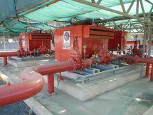 Fire Pump System - Fire Water P