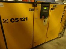 Kaeser 'CS121' Packaged Air Com