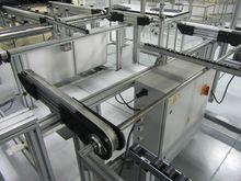 DMI Visual Inspection Conveyor,
