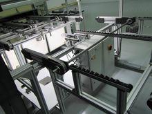 DMI Visual Inspection Conveyor