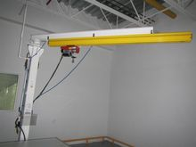 1500lb Capacity Electric Rope H