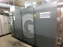 Atlas Copco 'GA132VSD' Packaged