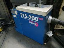 Abicor Binzel FES200 W3 fume ex