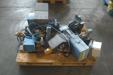 DEMAG (2) Electric chain hoists