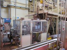 Powder filling & packing machin