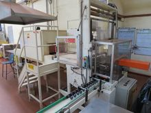 Carton overwrap machine with Gr