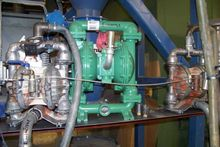 Diaphragm Pumps (Qty 3) Diaphra