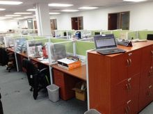 Staff Cubicles, Tables & Items