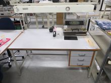 ESD Work Benches (Qty 9) 1 x 1.