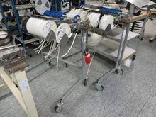 Feeder Storage Trolleys (Qty 4)
