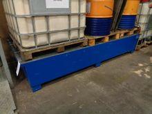 Denios Dum Storage Bund, Steel,