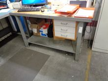Work Benches (Qty 5) Inc's 2 do