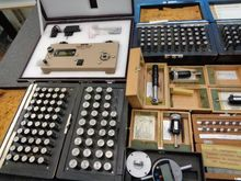 Various Inspection Equipment In