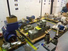 Various Electric Motors & Gearb