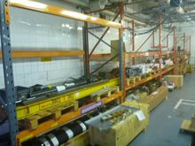 Various Machine Shafts & Bearin