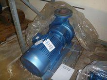 Glycol Pump & Motor , Loc. 156