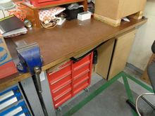 Work Shop Benches (Qty 2) Size