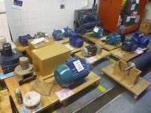 Various Electric Motors& Vacuum