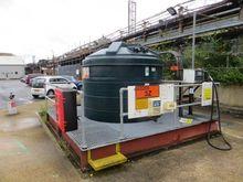 Horn Oil Dispensing Station Wit
