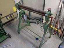 Lindley & Co Bending Rolls Roll