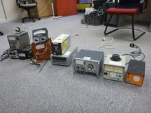 Various Electronic Test Equipme
