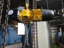Lifting Hoist Capacity 1 ton -