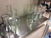 Chemglass Lab glassware as show