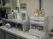5-Piece Agilent 1100 Series HPL