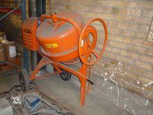 Atika Cement Mixer Electric