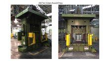 Vickers Ruwolt 250 Ton Press. 2