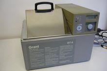 Grant 'W14' Waterbath. Temp up