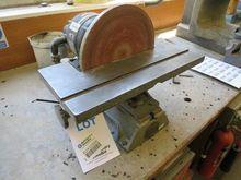 Startrite Bench Mounted Disc Sa