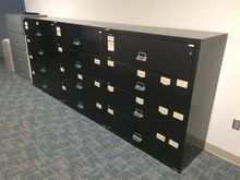 4ea Filling Cabinets to include
